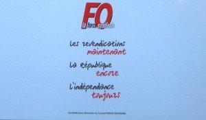 congrès FO 2015 à Tours 6